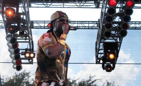 2 Chainz at 2013 Free Press Summer Fest in Houston