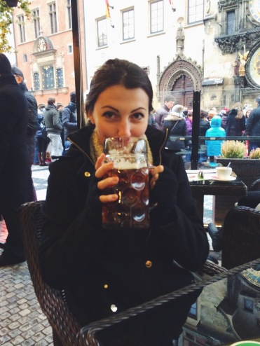 Czechs invented the Pilsner, and drink more beer than anywhere else in the world.